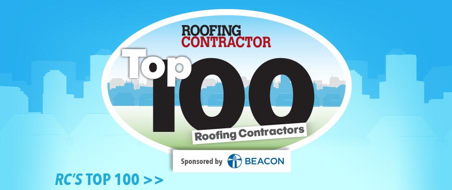 Roofing Contractor - Top 100 Contractors
