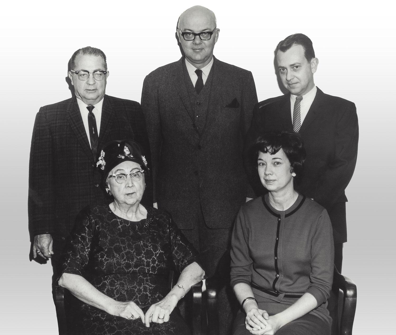 TAMKO - Early Executive Team