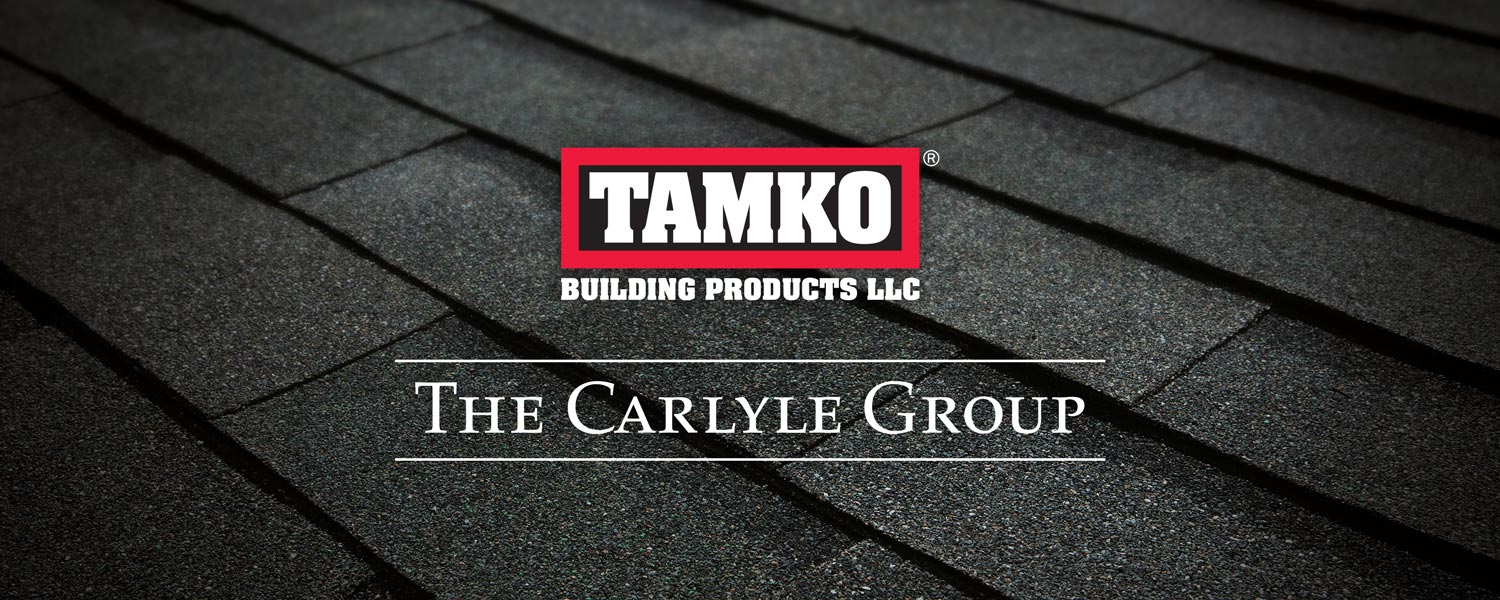 TAMKO - The Carlyle Group