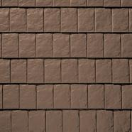 TAMKO MetalWorks StoneCrest Slate - River Rock Brown