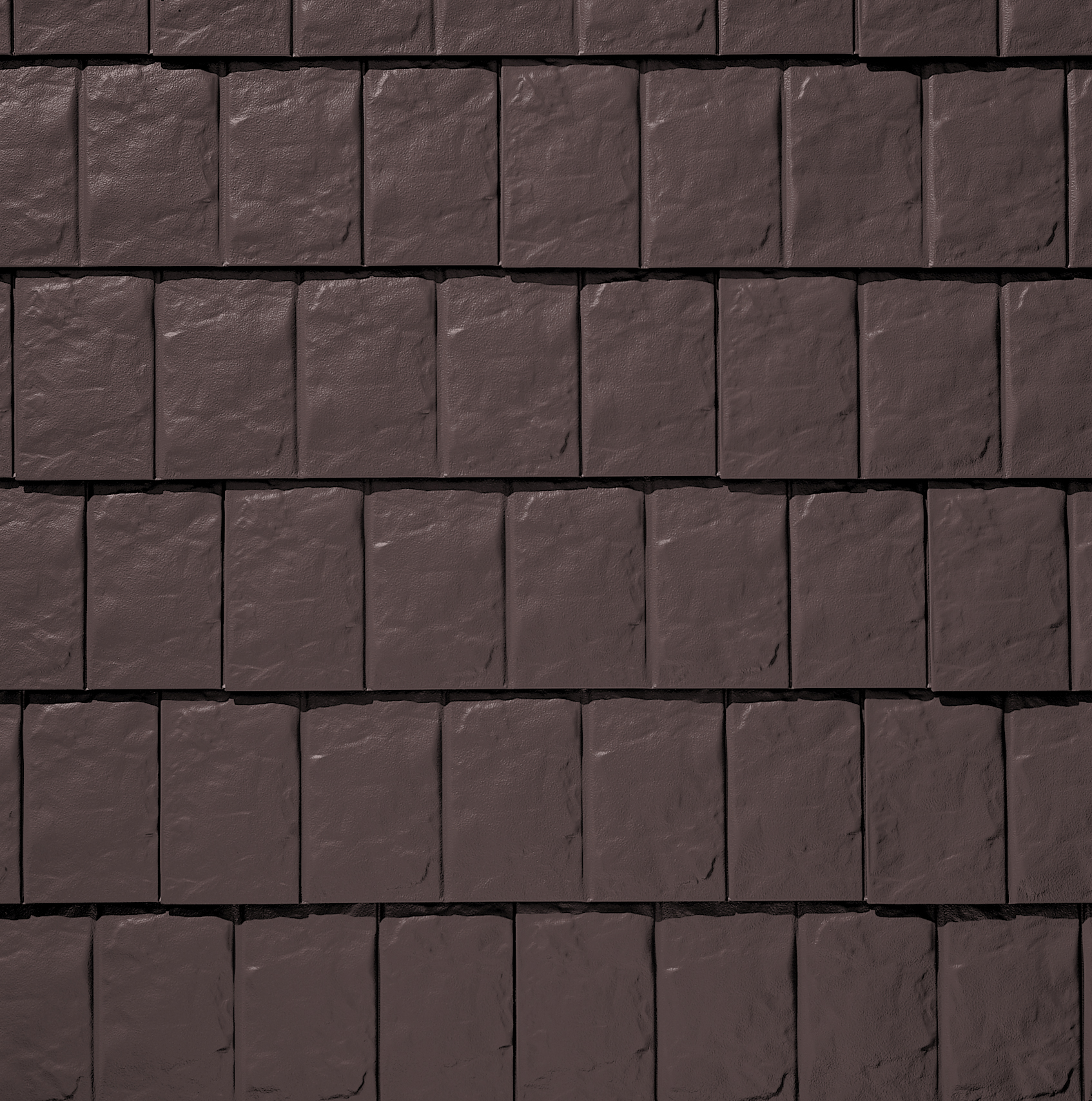 TAMKO MetalWorks StoneCrest Slate - Timber Brown