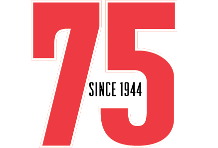 75th Anniversary - color (reverse)