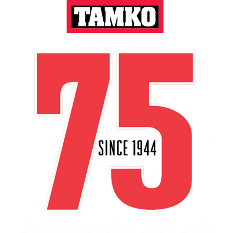 TAMKO 75th Anniversary - Since 1944