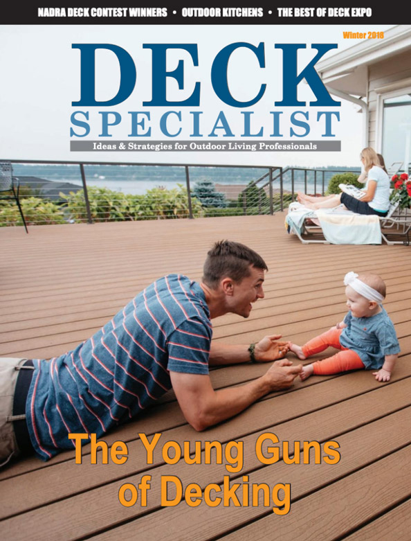 Deck Specialist Cover