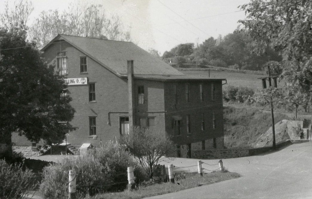 Evans Country Mill - 1889