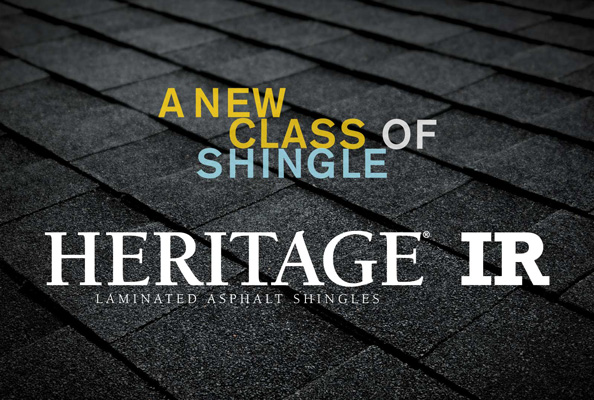 Heritage IR - A New Class of Shingle (thumb)