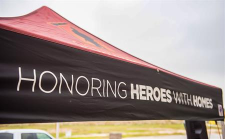 Operation Finally Home - Honoring Heroes with Homes