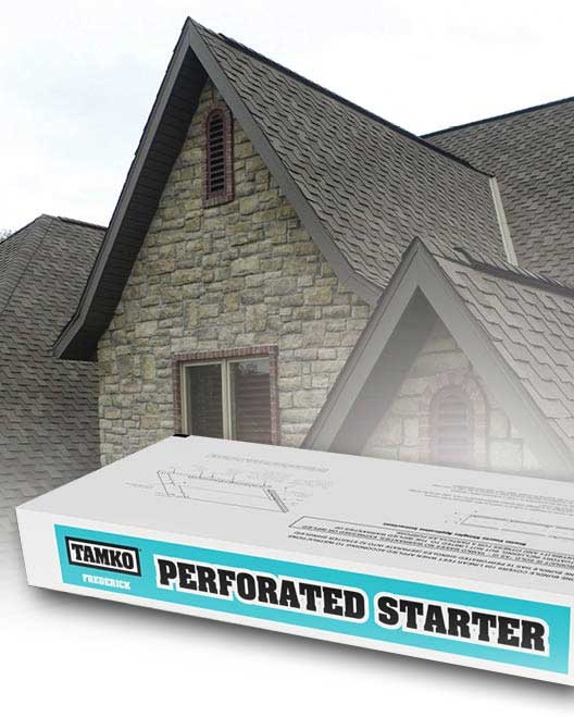TAMKO Perforated Starter Shingle (thumb)
