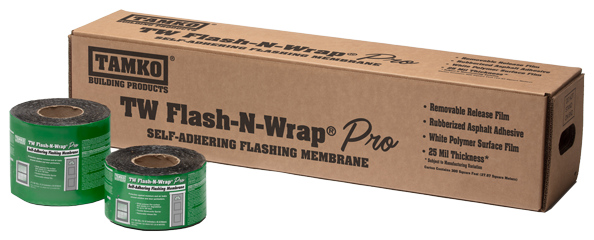 TAMKO Waterproofing - TW Flash-N-Wrap Pro (thumb)