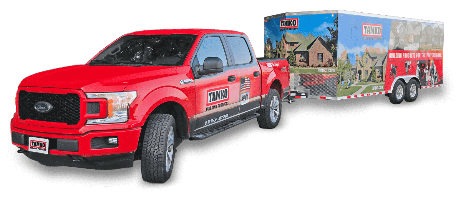 Roadshow Truck & Trailer