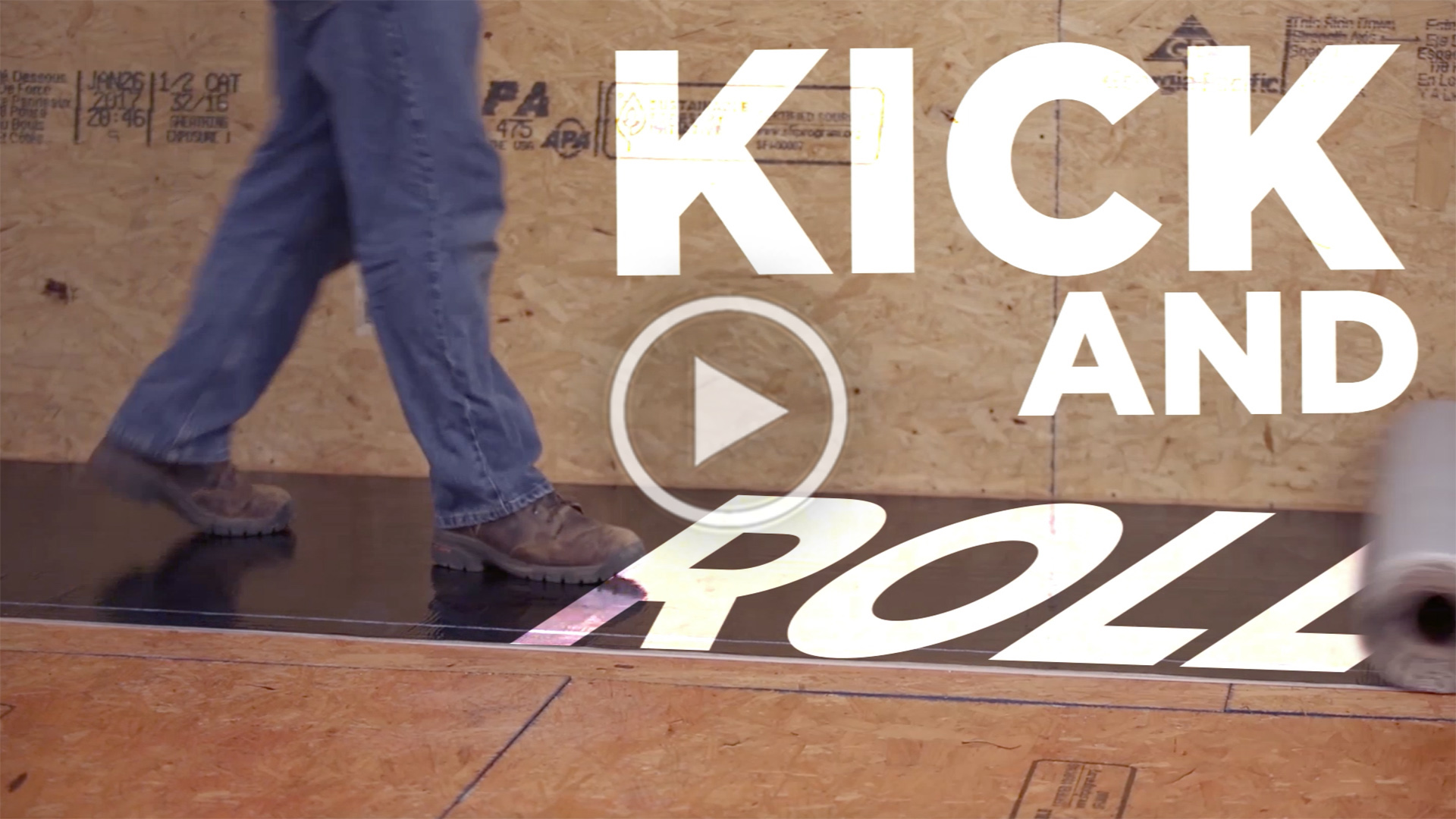 Kick And Roll Video