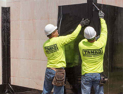 Tamko Waterproofing Below Grade